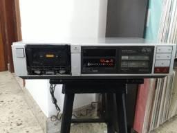 Tape Deck Akai japonês ñ Receiver Gradiente Marantz Sansui CCE Akai Technics Sony
