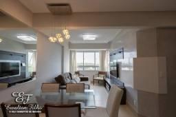 Apartamento Com 3 Quartos Sendo 1 Suíte Cozinha Americana e 2 Vagas Cobertas