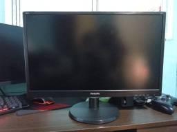 Monitor Philips 24'' - Full HD (Seminovo)
