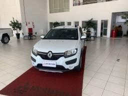 Renault sandero step way 1.6 16v SCe (flex) Branco
