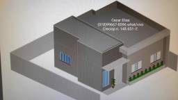 Casa a Venda com 3 quartos sendo uma suíte com 70m2 - Terreno 156m2 -  Andradina - SP