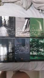 Livros da Agatha Christie