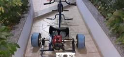 Trik drift motor de rosadeira aguenta até 100kg valor 2.000
