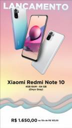 Redmi Note 10 Novo Lacrado