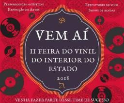 II Feira do Vinil do Interior do Estado do Rio de Janeiro