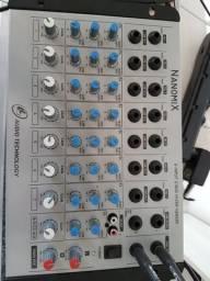 Mixer 8 canais