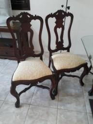 Cadeiras Antigas Estilo Provençal
