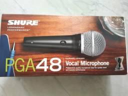Microfone PGA 48 SHURE 99123 1580