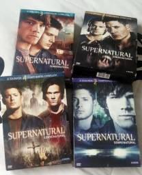 Série Sobrenatural - Supernatural