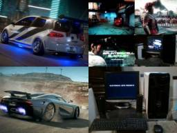 Xps 8300 Completo Original Office W10 Need for Speed Playback