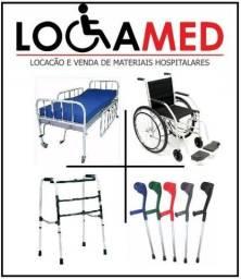 Locamed - Aluguel e venda de materiais hospitalares em geral