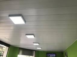 Forro de PVC usado