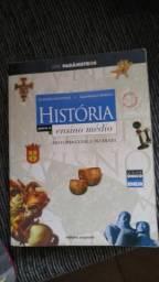 Livro HISTORIA PARA O ENSINO MÉDIO (bom p/ o ENEM)