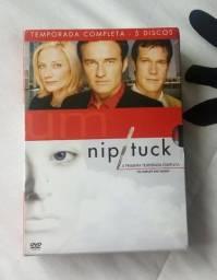 Dvd Nip/ Tuck Estética Seriado