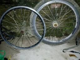 Peças da bicicleta aro 24