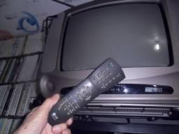 Televisão - TV LG 14 pol