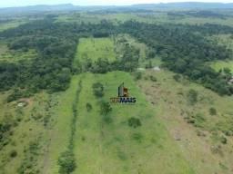 Sitio localizado a 27 km da cidade de urupá/Ro