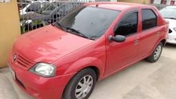 Renault Logan 4 portas 2009 em bom estado - 2009