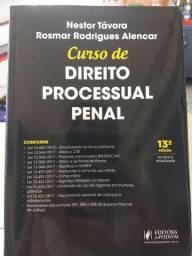 Penal, processo penal, Nestor Távora, Renato brasileiro, Gabriel Habib, Rogério sanches
