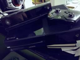 X Box One Completo com Kinect. LEIA DESCRIÇÃO!