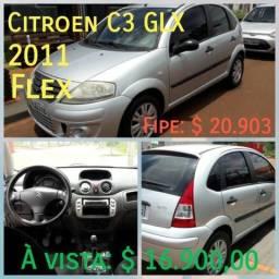 Vende-se C3 muito abaixo da Fipe - 2011