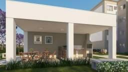 Apartamento 2 quartos prox ao terminal do santa candida entrada 100% parcelada