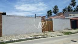 Terreno de frente ao mar, com 758,45 m², em Barra Nova/ Marechal Deodoro. REF: V750