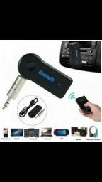 Adaptador Bluetooth via Auxiliar