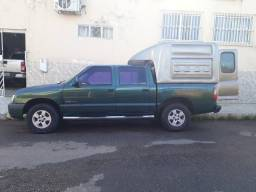 S10 2002 Capota de Fibra - 2002