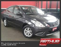 Nissan Versa Sl 1.6 Arthur Veiculos - 2016