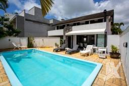 Casa com 4 dormitórios para alugar, 280 m² por r$ 1.500,00/dia - atami - pontal do paraná/