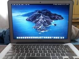 Macbook Air 13, 128gb ssd, 8gb de memória, ontem core i5 dual-core