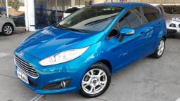 New Fiesta 1.6 Aut - 2014