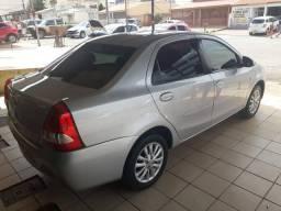 Etios 2014 sedan - 2014