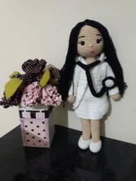 10 Receitas Bonecas Amigurumi de Crochê Grátis | 256x192