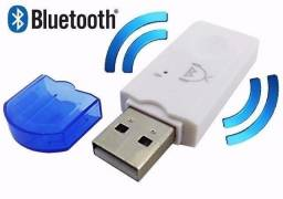 Usb Sem Fio Bluetooth Dongle Adaptador Receptor De Música