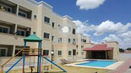 Vendo apartamento no Eusébio com 3 quartos, pronto para morar. 170.000,00