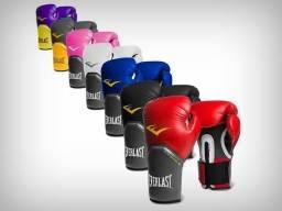 Tudo para Muay Thai Boxe Luva Caneleira Bandagem