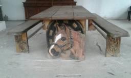 Mesa para sítio