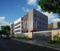 Apartamento à venda com 2 dormitórios em Fazendinha, Curitiba cod:595