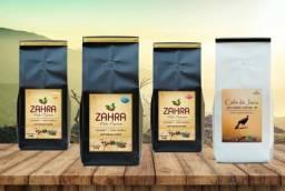 Zahra Cafés Especiais   Torrado em grãos ou moído