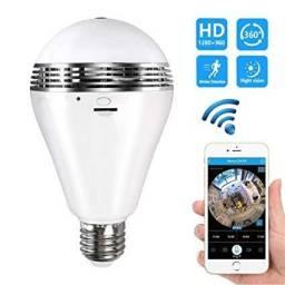 360 Bulb Camera Wifi