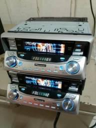 Vendo 2 rádios antigos da Pioneer