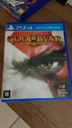 God of War 3 + Until Dawn PS4
