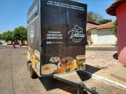 Treeler food truk
