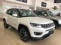 Jeep Compass Limited Flex 4x2 2020 (O mais barato do Brasil!!) - 2019