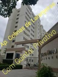 GM - Apartamento Com Quintal Colinas de Laranjeiras - ES