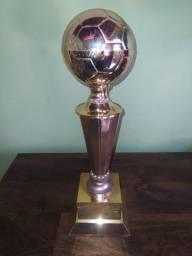 Troféu de melhor jogador de futebol!