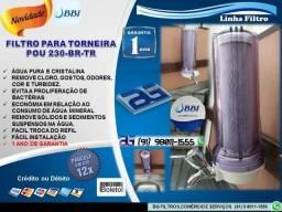 Filtro de água para torneira grande vazão-Entrega e Instalação Grátis