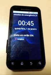 Smartphone Motorola MB525 DEFY comprar usado  Curitiba